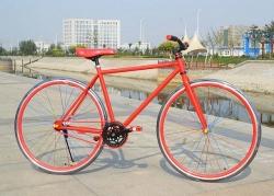 Облегченный велосипед с колесами 28 дюймов